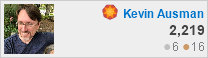 profile for Kevin Ausman at Mathematica Stack Exchange, Q&A for users of Wolfram Mathematica